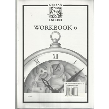 English Workbook 6