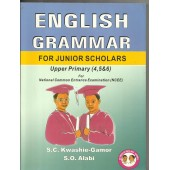 English Grammar for Junior Sholars