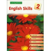English Skills 2: Grammar, Phonics, Reading, Word Usage, Activities Throughout
