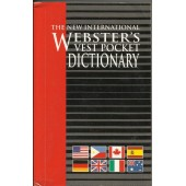 Webster Pocket Dictionary