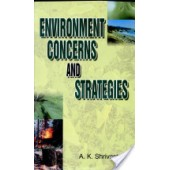 Environment Concerns And Strategies by A.K. Shrivastava