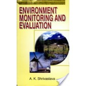 Environment Monitoring And Evaluation by A K Shrivastava