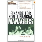 Finance for Non-Financial Managers by Gene Siciliano