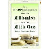 Top 10 Distinction Between Millionaire and Middle Class by Keith Cameron Smith