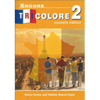 Tricolore 2 by Sylvia Honnor, H. Mascie-Taylor