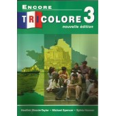 Tricolore 3 by Heather Mascie-Taylor, Michael Spencer & Sylvia Honnar