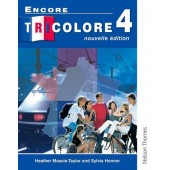Trocolore 4 French Textbook by Heather Mascie-Taylor & Sylvia Honnor
