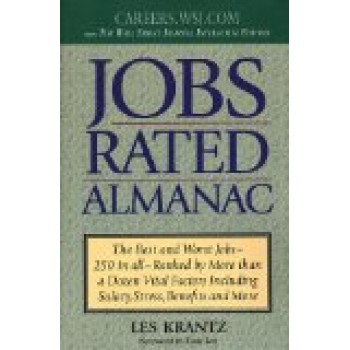 Jobs Rated Almanac by Les Krantz