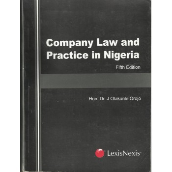 Company Law and Practice in Nigeria