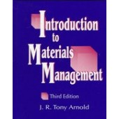 Introduction to Materials Management (3rd Edition) by J R Tony Arnold