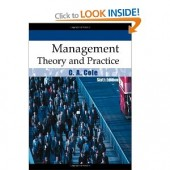 Management Theory and Practice 6th Edition by G.A. Cole