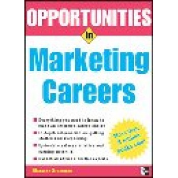Marketing Careers by Margery Steinberg