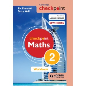 Cambridge Checkpoint Maths Workbook 2