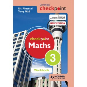 Cambridge Checkpoint Maths Workbook 3