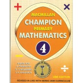 Macmillan Champion Primary Mathematics 4