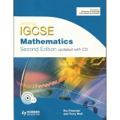 Cambridge IGCSE Mathematics Second Edition.