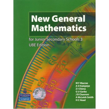 New General Mathematics for Junior Secondary Schools 3
