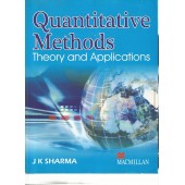 Quantitative Methods: Theory and Applications