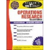 Schaum's Outline of Operations Research (2nd Revised edition) by Richard Bronson, Govindasami Naadimuthu