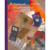 Advanced Mathematics, Grades 11-12 Precalculus With Discrete Mathematics and Data Analysis: Mcdougal Littell Advanced Math