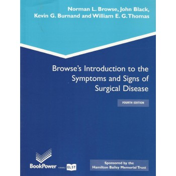 Introduction To Symptoms And Signs Of Surgical Disease