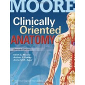 Clinical Anatomy by Keith L. Moore et al (7th Edition)