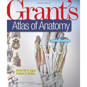 Grant's Atlas of Anatomy 13th Edition