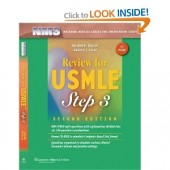 NMS Review for USMLE Step 3 (National Medical Series for Independent Study) by Mitchell H. Rosner, Andrew E. Lazar