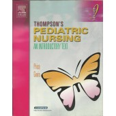 Thompson's Pediatric Nursing: An Introductory Text