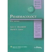 Pharmacology 4th Edition by Gary C Rosenfeld, David S Loose, Todd A Swanson