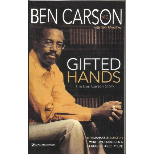 essays on gifted hands