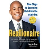 Reallionaire: Nine Steps to Becoming Rich from the Inside Out by Farrah Gray, Fran Harris