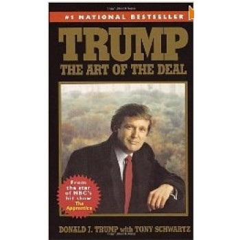 The Art of the Deal  by Donald Trump, Tony Schwartz