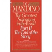 The Greatest Salesman in the World: Part II End of the Story by  Og Mandino