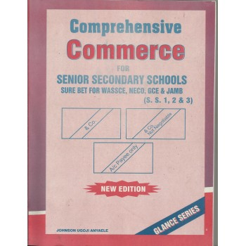 Comprehensive Commerce for Senior Secondary Schools
