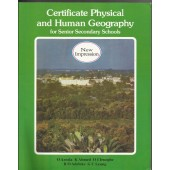 Certificate Human and Physical Geography for Senior Secondary Schools