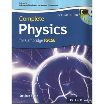Complete Physics for Cambridge IGCSE
