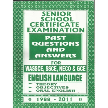 SSCE Past Questions and answers on English Language