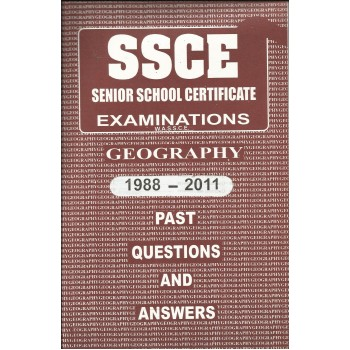 SSCE Past Questions and answers on Geography