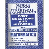 SSCE Past Questions and answers on Mathematics