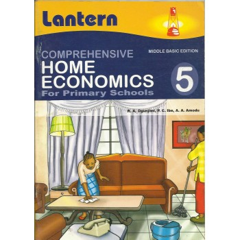 Comprehensive Home Economics  5: For Primary Schools