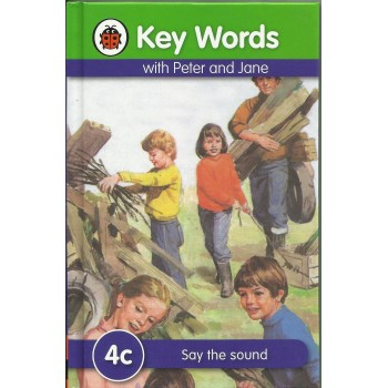 Children`s Fiction: Key Words With Peter And Jane 4C Say The Sound Series