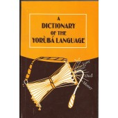 Dictionary Of The Yoruba Language