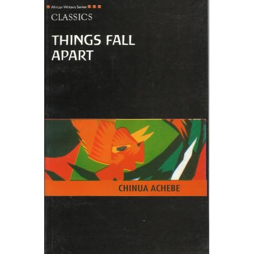 Things Fall Apart Author: Things Fall Apart
