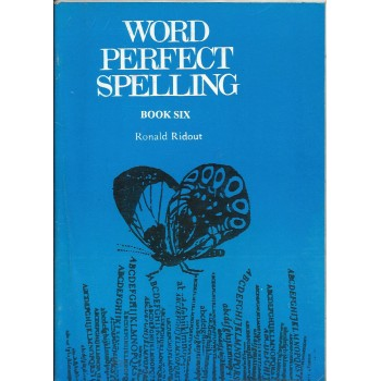 Word Perfect Spelling Book 6
