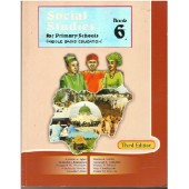 Social Studies: For Primary Schools 6 by Colins Igwe
