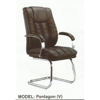 Pentagon(V) Chair