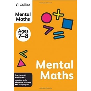 Collins Mental Math  (Ages 7 - 8)