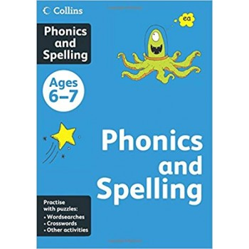 Collins Phonics and Spelling (Ages 6 - 7)