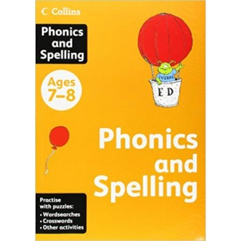 Collins Phonics and Spelling (Ages 7 - 8)